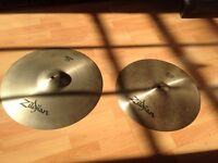 Zildjian Cymbals - Crash & Ride in Perfect Condition - Low Price, Quick Sale!