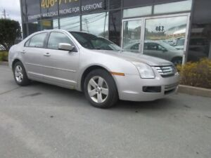 2007 Ford Fusion 3.0L AWD W/ ALLOYS SUNROOF STEERING WHEEL CONTR