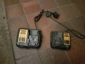 Dewalt chargers