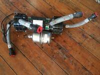 Salamander water pump