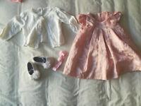 0-3 months girl outfit (rocha little rocha)