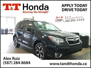 2015 Subaru Forester 2.0XT Touring *No Accidents, Backup Camera,