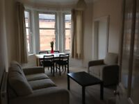TWO BEDROOM FLAT AVAILABLE NOW - JUST OFF BYRES ROAD IN QUIET LEAFY STREET IN HEART WEST END GLASGOW