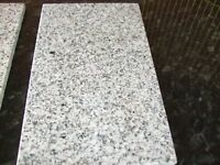 2 Dwarf Hamster granite cooling mats size length 9.1/2 inches by 6 inches wide.