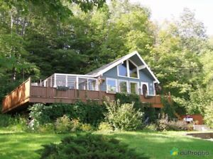 189 900$ - Maison à un étage et demi à vendre à Ste-Croix