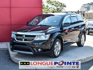 2016 Dodge Journey R/T AWD - DVD - TOIT - CUIR- 7 PASSAGER -