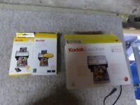 Computer Kodak Easy Share photo printer and accessories photo paper