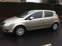 VAUXHALL CORSA 1.2 CLUB 56 plate ONLY 39000 miles