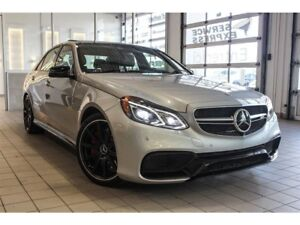 2016 Mercedes-Benz E-Class E63 AMG 4x4 BLUETOOTH, GPS