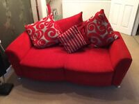DFS poise 2 seater sofa for sale