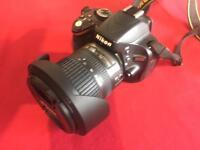 Nikon D5100 + Lens 10-24 - great deal!