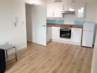 Modern, Furnished One bed Flat near Brighton Station.