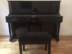 Yamaha upright MP1Z Silent piano