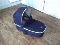 Mamas and Papas Chrome Carrycot