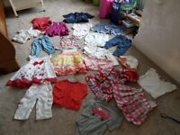 Baby Toddler Clothes Bundle Next, Mothercare 6-9mths