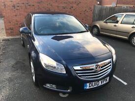 2010 Vauxhall Insignia SRi 2.0 CDTi Diesel - FSH - Cambelt Done - Low Miles - Hpi Clear - passat vw