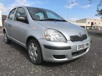 Toyota Yaris trade in to clear only 64000 miles