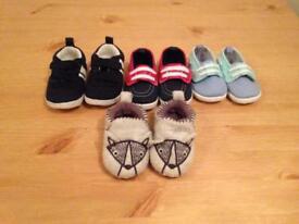 Next Bundle Of infant shoes