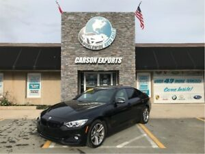 2015 BMW 4 Series WOW 428I XDRIVE GRAN COUPÈ! FINANCING AVAILABL