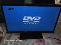 40 inch Bush TV Dvd