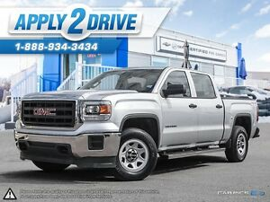 2014 GMC Sierra 1500 4x4 Low KMs Crew Cab