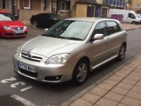 QUICK SALE!! PRICE REDUCED!! TOYOTA COROLLA HATCHBACK 1.6 VVT-I T3 5 DOOR HPI CLEAR