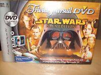 Star Wars Saga Edition Trivial Pursuit DVD - NEW