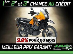 2018 Kawasaki KLR650 Défiez nos prix