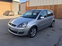 Ford Fiesta Zetec, 1 Previous Owner New clutch just fitted, Quick Sale