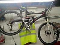 Whyte E120 Trail - Full Carbon, massive specification