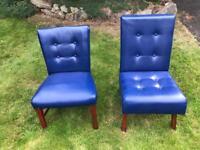 Retro chairs