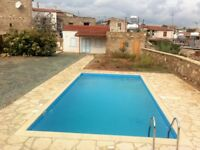 **LEASE PURCHASE** Interest Free 1 Bed Detached House Larnaca Cyprus NO MORTGAGE REQUIRED