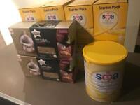 SMA starter pack