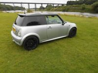 2003 Mini Cooper s 1.6 Supercharged with 12 months MOT
