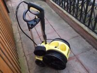 160 bar pressure washer. please look at all adds when you open this one. on the r/h side