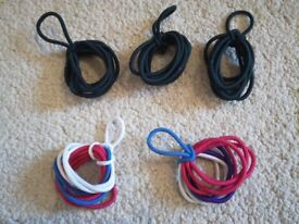 Hairbands, 5 Bundles of 10, All Brand New