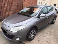 Renault Megane 1.5 dCi Expression 5dr - 2010, 2 Owner, 12 Months MOT, £30 Road Tax, Serviced, £2395