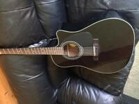 Fender electric acoustic