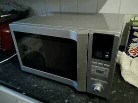 Microwave over