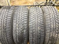Winter Tyres Nokian WR Sports Utility 235 65 17 108V M&S Extra Load