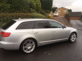 Audi A6 Avant (Estate) S-Line Full Leather and top Spec
