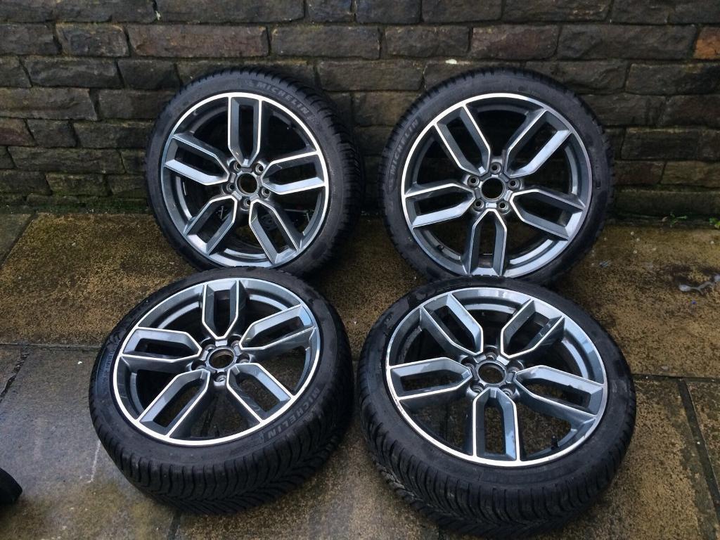 "Audi s3 8v 18"" alloys alloy wheels 2014 2015 2016 vw/ 5x112   in Bradford, West Yorkshire   Gumtree"