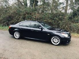 E60 525D Msport 3.0 diesel Service History REMAPED 240 HP+