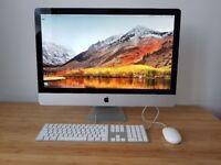 Refurbished 27 inch, iMac (Mid-2010) 2.9Ghz i7, 16GB RAM, 2TB HDD