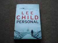 Personal by Lee Child.