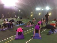 **4 week free bootcamp classes for all ages **
