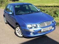 2003 Rover 25 1.4 impression