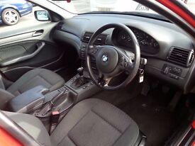 BMW E46 320d SE