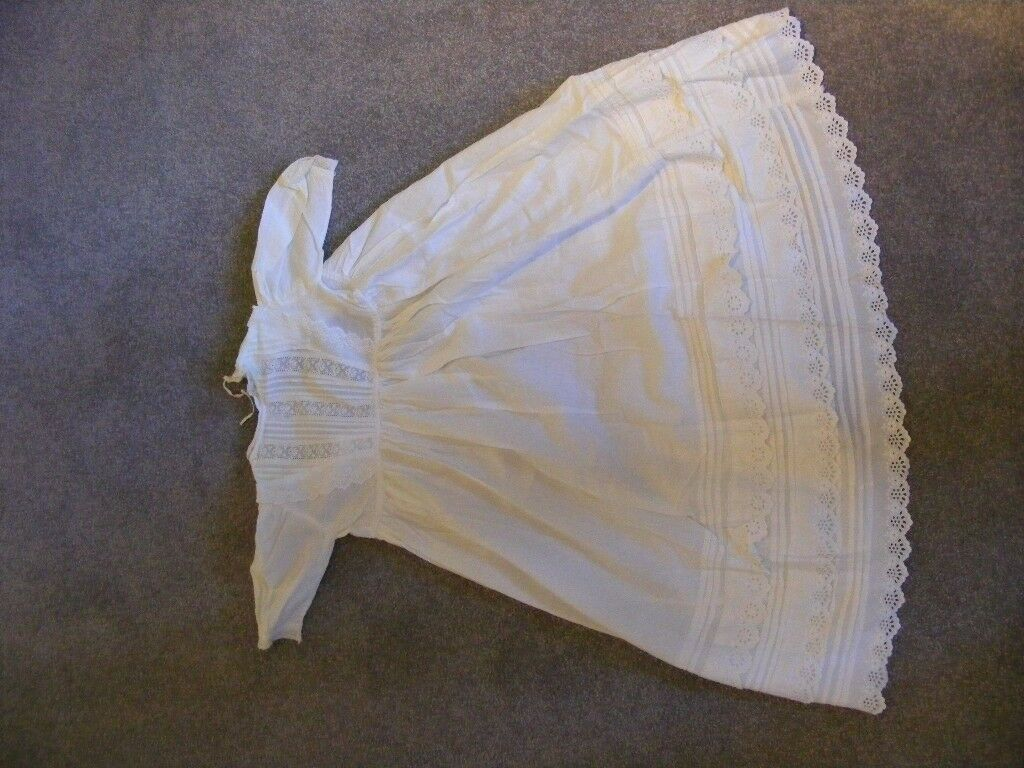 Vintage baby gowns