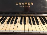 Cramer London, piano